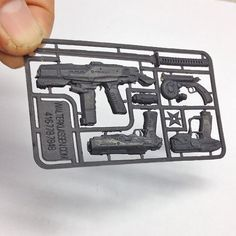 3D Printed Business Cards
