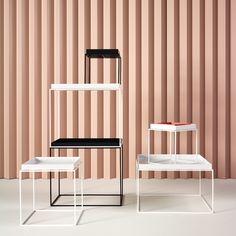 Hay Design Tray Table Beistelltisch, Funktionale Beistelltische zum Kombinieren unterschiedlicher Größen und Farben. Tray Table Beistelltisch von Hay Design hier online kaufen!