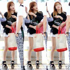 空港全身ファッション*Taeyeon - TAEYEON CANDY BOX