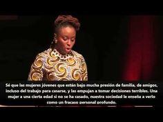 Todos deberíamos ser feministas-Chimamanda Adichie - YouTube