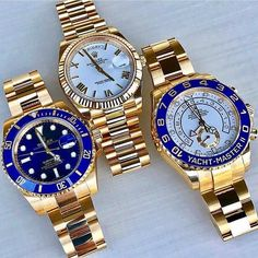 Get your now Rolex 👑 💯% Authentic ~ ~✅Buy-Sell-Trade~ ~WhatsApp 🎬 Rolex Daytona Gold, Gold Rolex, Fine Watches, Cool Watches, Rolex Watches, Stylish Watches, Luxury Watches For Men, Audemars Piguet, Swiss Army Watches