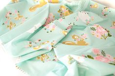 Sneak Peek! – Milk & Honey – Riley Blake Designs Jumping For Joy, Little Critter, Riley Blake, Milk And Honey, Gold Sparkle, Pretty Pastel, Applique Designs, Shades Of Blue, Eye Candy