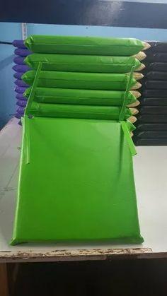almohadones para silla en ecocuero !
