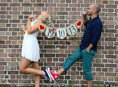 custom wedding date picture - Google Search