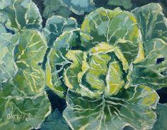 """Daily Paintworks - """"Challenge 17"""" - Original Fine Art for Sale - © Linda Blondheim"""