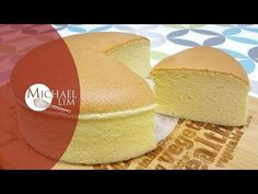Japanese Cheese Cake / Basic Newly Improved Recipe - YouTube