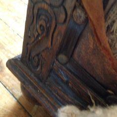 Frame and foot detail Antique Sofa, Detail, Antiques, Frame, Antique Couch, Antiquities, Picture Frame, Vintage Sofa, Antique