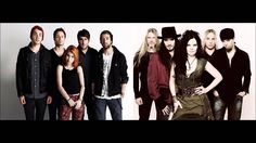 Nightwish Vs Paramore - Bye Bye Misery Business