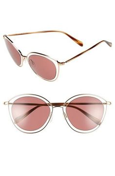 b8f1dc2c35762 Oliver Peoples  Gwynne  62mm Retro Sunglasses Buy Sunglasses
