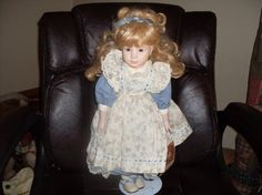 DYNASTY PORCELAIN COLLECTORS' DOLL