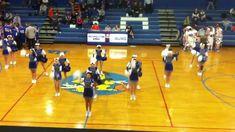 Floor Cheer 2012