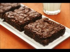 DIY Nutella Brownies (No bake)