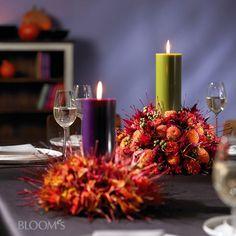 Halbrunde Kerzenständer