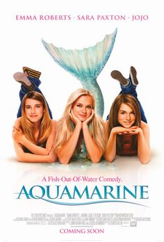 Aquamarine - romantic and also shows a love for friends:)