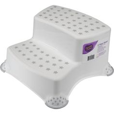 Free Shipping on orders over $35. Buy Parent's Choice 2 Step Stool, Grey at Walmart.com