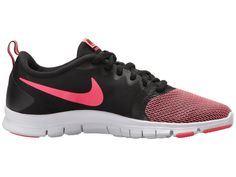 Nike Flex Essential TR Women's Cross Training Shoes Black/Racer Pink/Anthracite