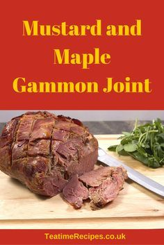 Grab a meaty gammon joint and add warm aromatic spices, along with a sweet, sticky glaze, and your reward is this fantastic British gammon roast recipe.