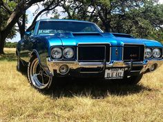 American Classic Cars, American Muscle Cars, Oldsmobile Cutlass, Hot Cars, Concept Cars, Motors, Dream Cars, Automobile, Trucks