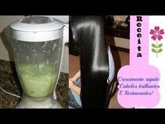 O que estou adicionando no meu shampoo para acelerar o crescimento dos meus cabelos! - YouTube