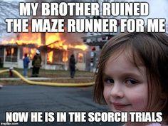 the maze runner meme - Google Search