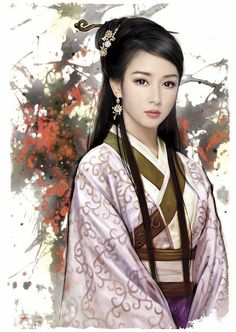 @PinFantasy - chinese art - ✯ See more at: http://www.pinterest.com/PinFantasy/arte-~-arte-oriental/: