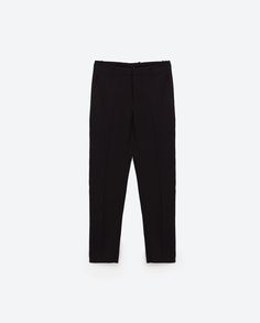 Image 6 of STRAIGHT CUT TROUSERS from Zara