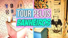 TOUR PELOS BANHEIROS #APETACIEFER