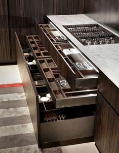 Even voostellen Artex design keuken van Varenna