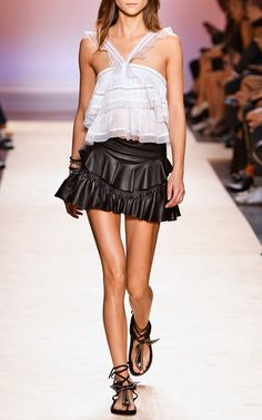 Isabel Marant Spring/Summer 2014 Trunkshow Look 7 on Moda Operandi