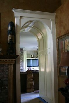1000 images about arch trim on pinterest arches fluted for Decorative archway mouldings