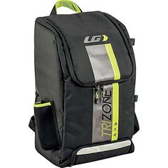 Louis Garneau Trizone 40 Bag Black One Size >>> Read more  at the image link. (This is an Amazon affiliate link and I receive a commission for the sales and I receive a commission for the sales)