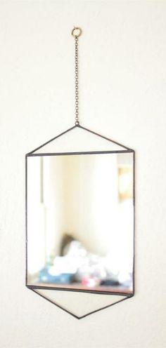 Last look mirror -★-