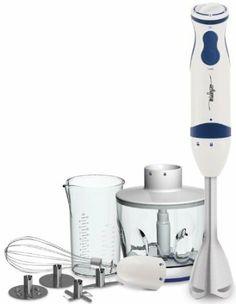 Amazon.com: Miallegro 9090 Mitutto 550-Watt Immersion Hand Blender, Professional-style: Kitchen & Dining