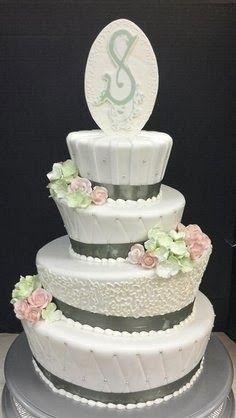 Wedding Cake Designs For Beginners : Wedding Cake Ideas for Beginners 2014
