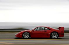 I'f there could only be one - F40