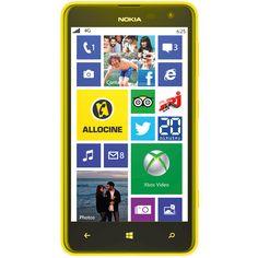 Điện thoại di động Nokia Lumia 625 Vàng