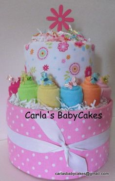 Hey, I found this really awesome Etsy listing at https://www.etsy.com/listing/166637691/pink-baby-shower-diaper-cake-girl-diaper