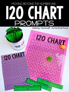 120 Chart - Moving Beyond the Number Line