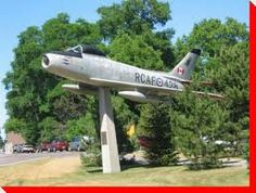 Plane on display at Riverview Park and Zoo, its been here for as long as I can remember Riverview Park, Peterborough Ontario, Childhood Memories, Stuff To Do, Canada, Cottage, Country, Google Search, Awesome