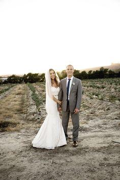 Veil of Grace | Gorgeous bride at Gerry Ranch, Camarillo