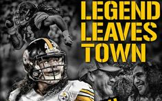 Troy Polamalu is hanging up his cleats after 12 seasons. (CBS Sports), I'm sure going to miss him! Steelers Gear, Pittsburgh Steelers Football, Pittsburgh Sports, Best Football Team, National Football League, Steelers Stuff, Pittsburgh Food, Football Quotes, Watch Football
