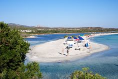 Lu Impostu beach - San Teodoro