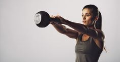 5 Kettlebell Exercises That Will Completely Transform Your Body