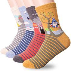 Dani's Choice Famous Japanese Animation Print Crew Socks ... https://www.amazon.co.uk/dp/B01BDAX88Q/ref=cm_sw_r_pi_dp_x_tEDkzbN1P80HX