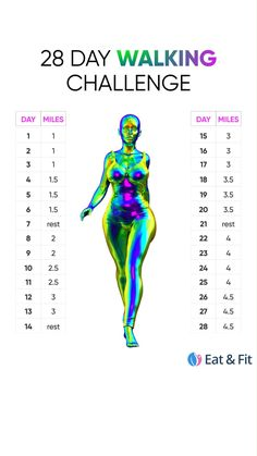 Personal Body Type Plan to Make Your Body Slimmer at Home! Click and take a Quiz. Lose weight at home with effective 28 day weigh Body Workout At Home, At Home Workout Plan, At Home Workouts, 30 Day Fitness, Fitness Workout For Women, Academia Online, 30 Day Workout Challenge, Walking Challenge, Walking Plan