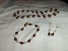 """""""Milk Chocolate On Small White"""" 3 piece set --- $5.00 + $3.00 shipping in the USA"""