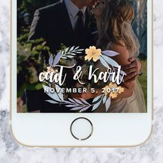 Snapchat Birthday, Snapchat Filters, Special Day, At Least, Wedding Day, Messages, Etsy, Pi Day Wedding