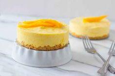 Frozen Mango Cakes