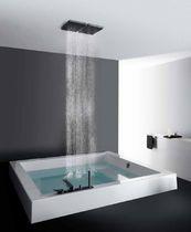 Built-in rectangular bath-tub - KAOS 2 - KOS