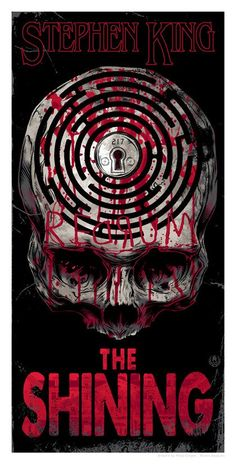 "Rhys Cooper ""The Shining"" Print"